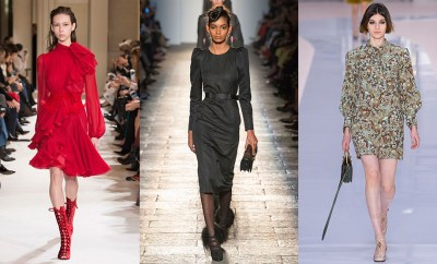 Casual Dresses Fall 2017 Winter 2018