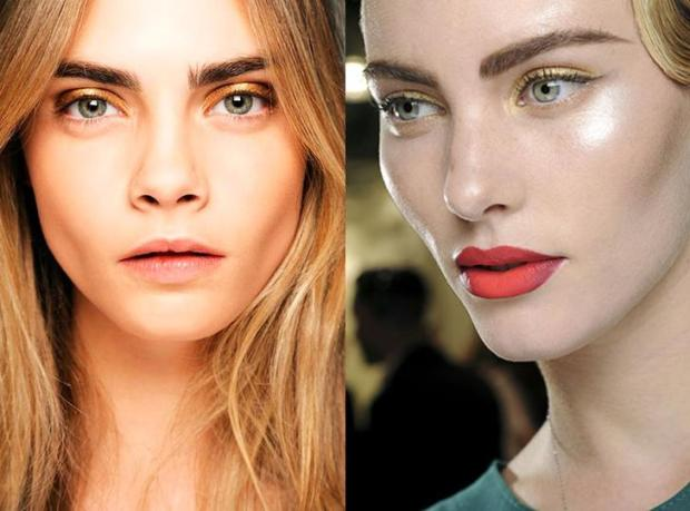 What eyebrows to wear in 2019