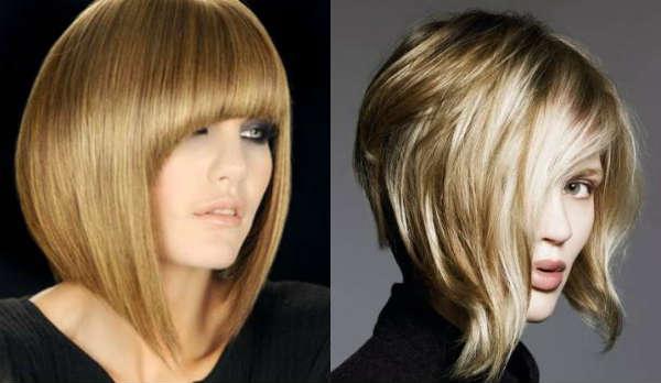 bob-carre haircut for blonde long hair