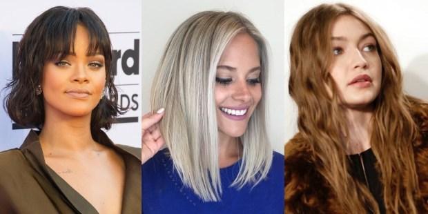 2018 haircuts female