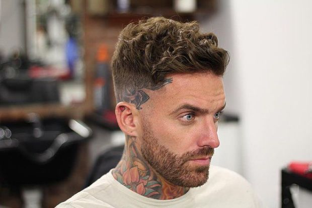 Cool men's haircuts