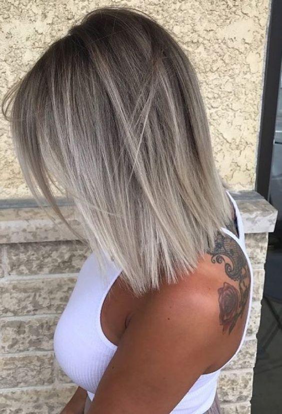 Girls haircut fine hair
