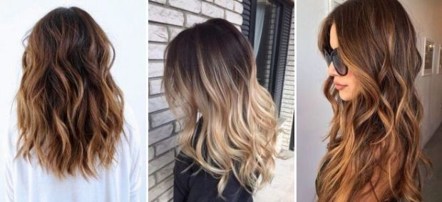 haircuts and hair color ideas 2019