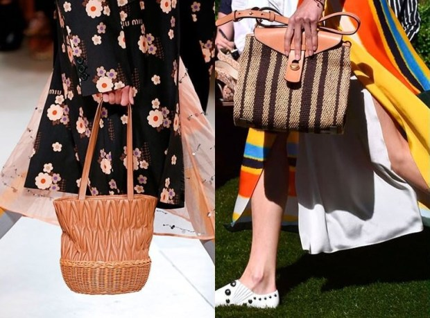 Casual handbags for women spring-summer 2019
