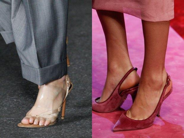 Stiletto sandals spring summer 2019