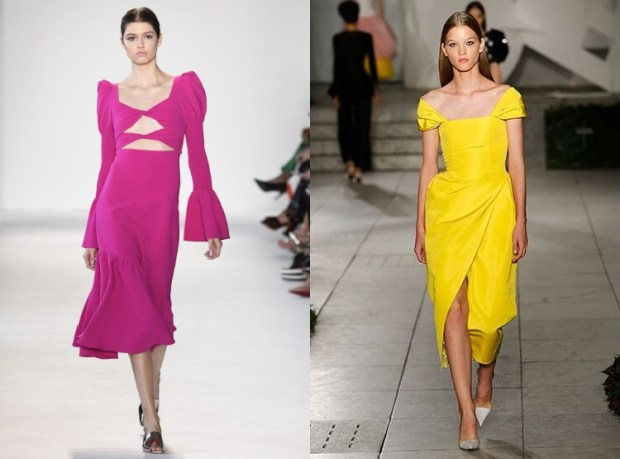 Spring-summer dress 2019: colors