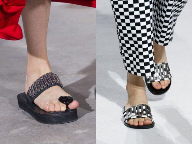 Women flip-flops spring-summer 2019