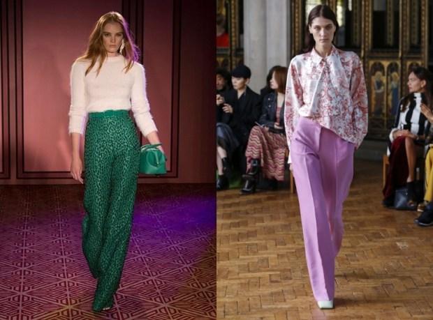 Women flared pants 2019