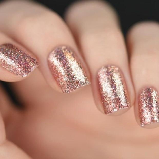 glitter nails 2019