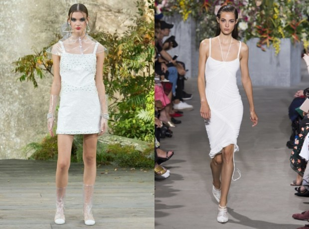 White summer dresses 2021