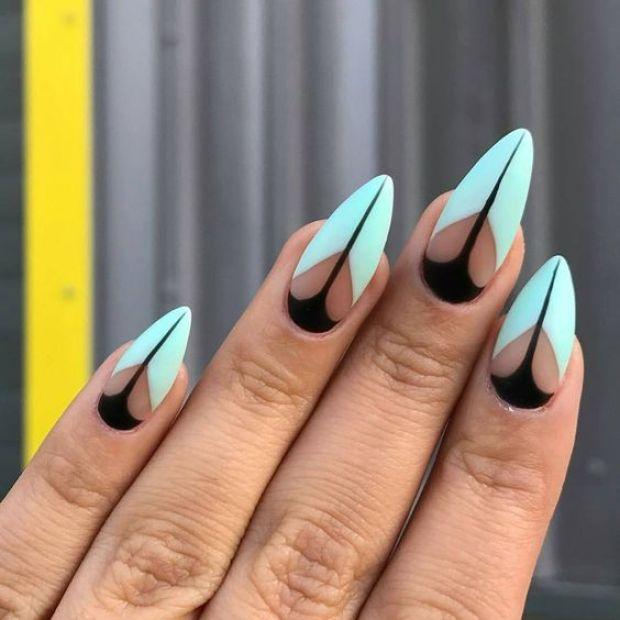 Fashion long nails 2019