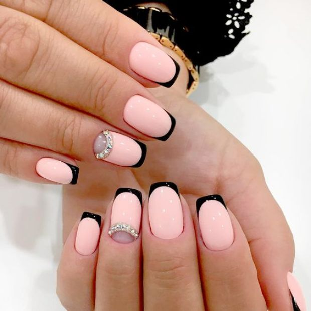 French manicure 2019