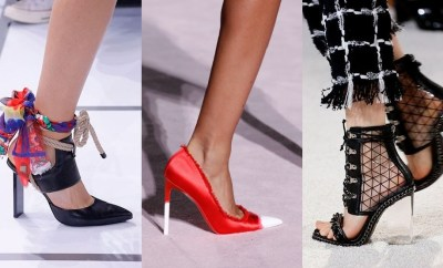 Footwear Trends 2018 women