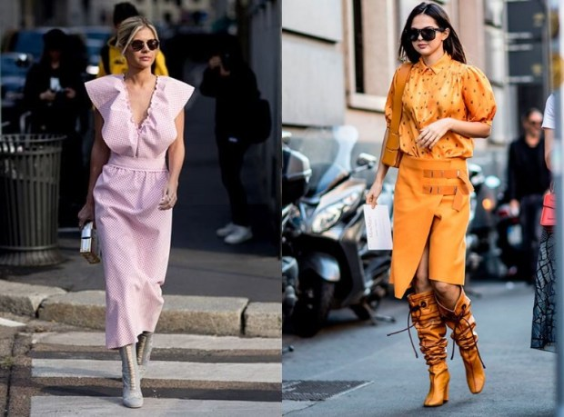 Best street style outfits 2019