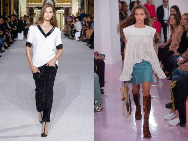 Short sleeved blouse 2021 spring-summer