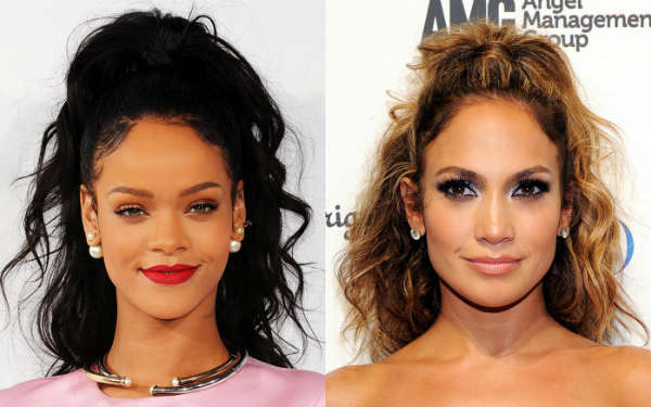 Hairstyles for celebrities with curly hair