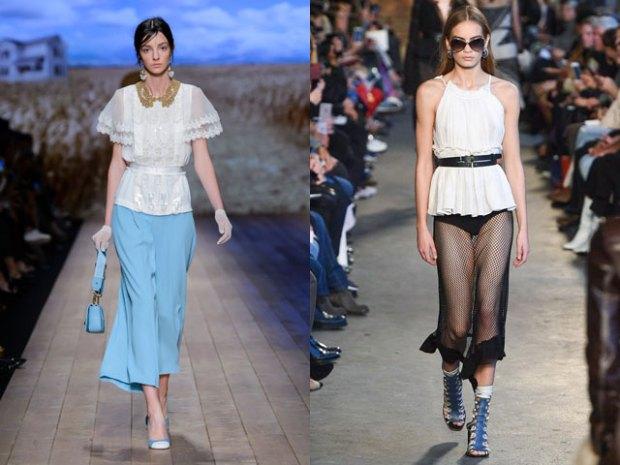 Blouses trends summer 2021