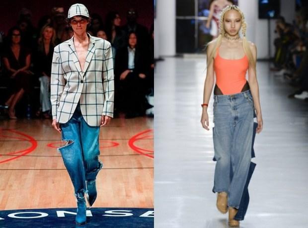 Cutout jeans 2020