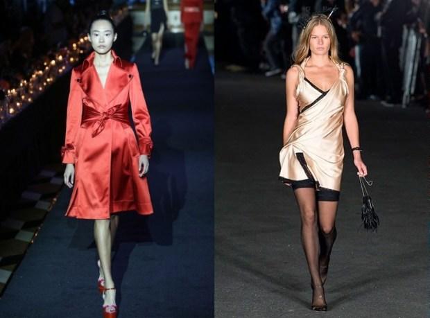 Fashion clothes 2019 silk
