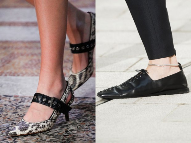 Spring summer shoes 2021 pointed toe