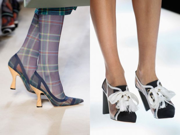 What shoes to wear in spring 2019