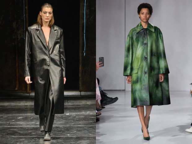 What women trench coats are in style 2019
