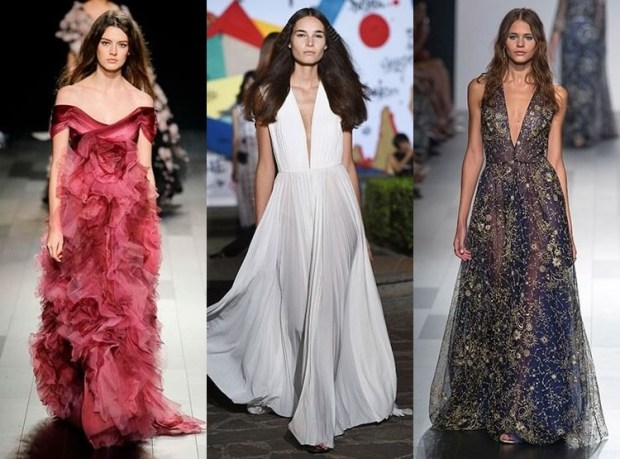 Evening gowns 2019