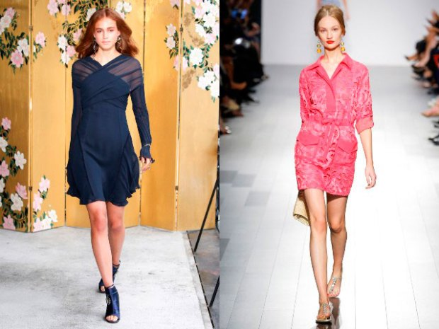 Short office dresses patternes 2019 spring summer