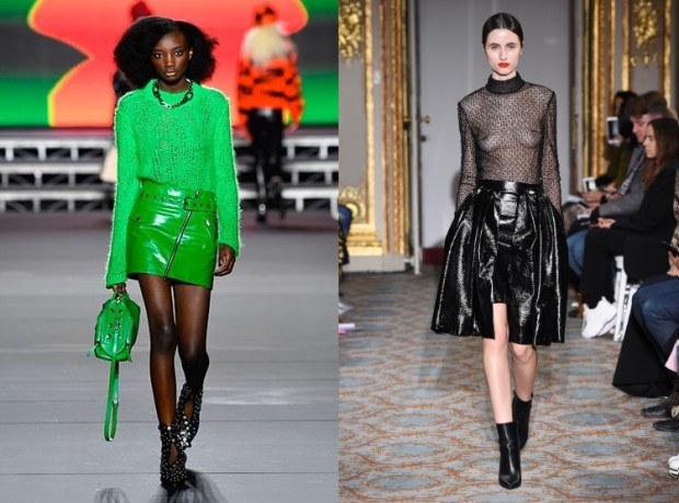 What skirts to wear in fall 2019
