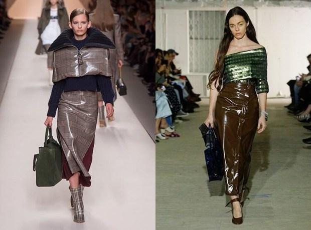 Long skirts winter 2020