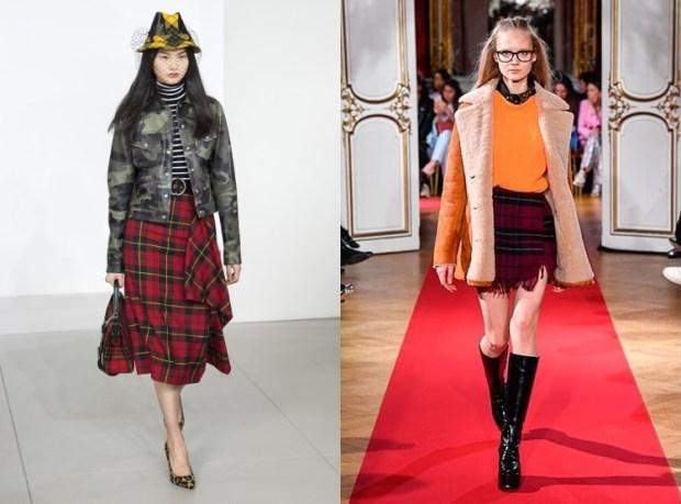 What skirt length still in style 2020