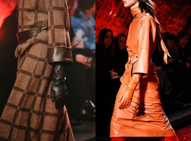 Women gloves fall winter 2019 2020