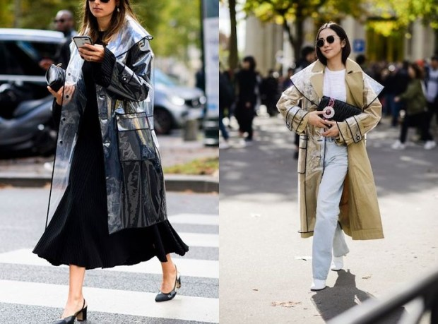 Womens trench coat trends fall 2019 winter 2020