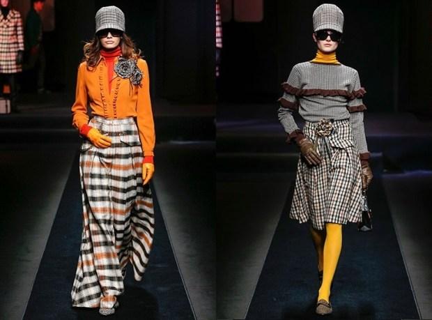 Fashion plaid 2020