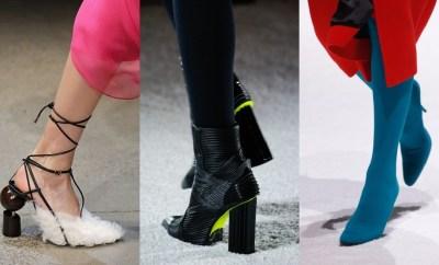 Footwear Trends 2018-2019