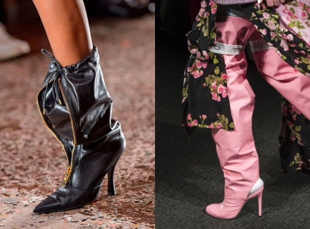 What boots to wear in fall 2019