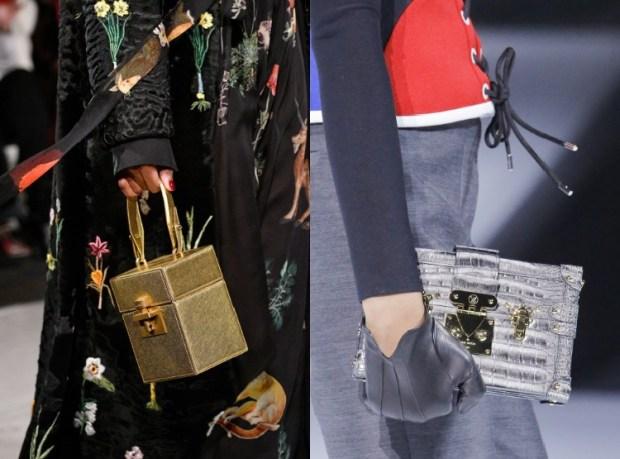 Casual purses 2020 metallic colors