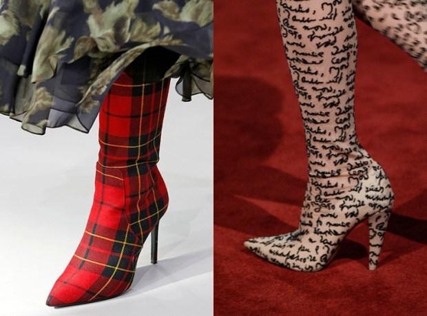 Long heeled