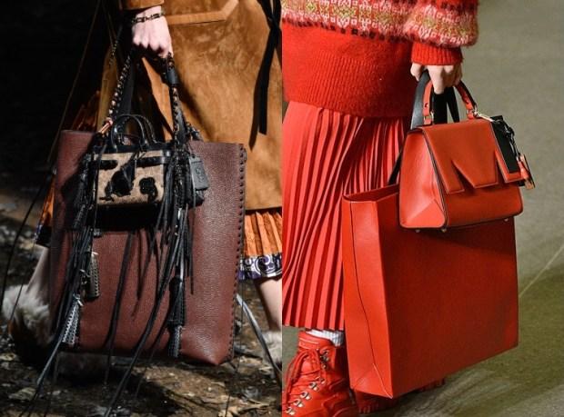 Brand leather purse