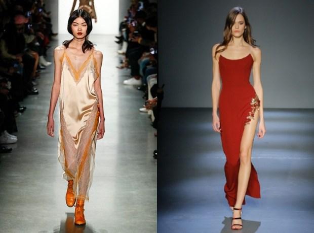 Evening dresses trends 2020