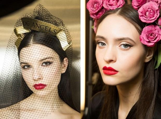 Fashion red lipstick 2020