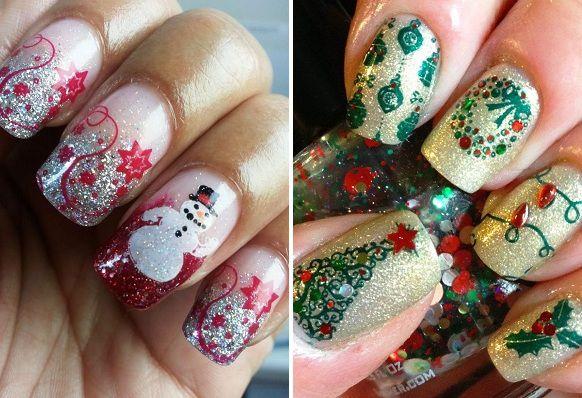 Holiday nail art designs 2019