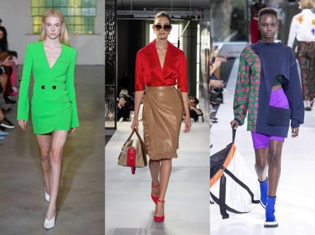 London fashion week spring summer 2020