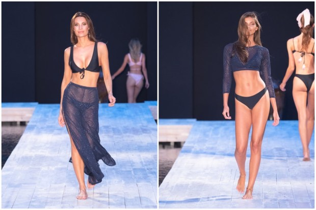 Black swimsuits 2020 bikini