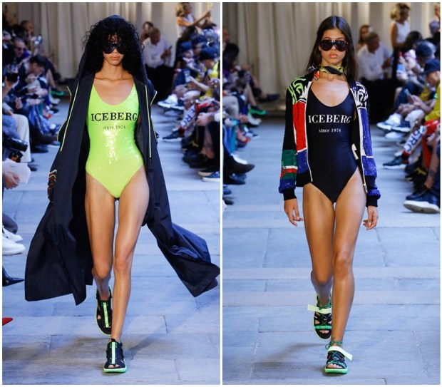 Summer swimwear trends 2020