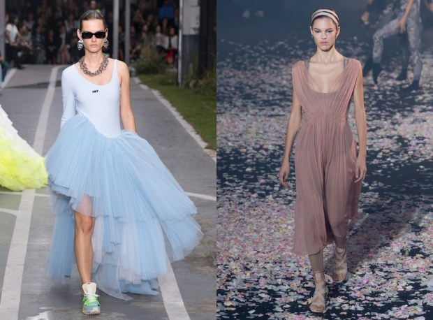 Paris fashion week trends 2020