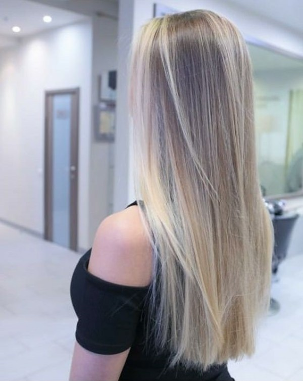 Hairstyles 2020 female long hair