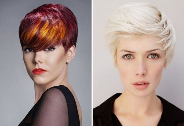 Short hair dye 2020