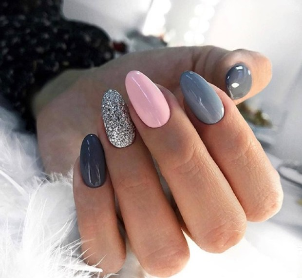 Gel nails pictures new designs
