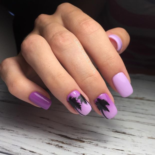 Nail designs 2020 with drawings